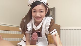 My real sojourn maid doll #12 - Submissive cutie